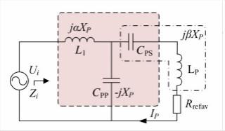 使用LCC补偿方案的无线电能传输