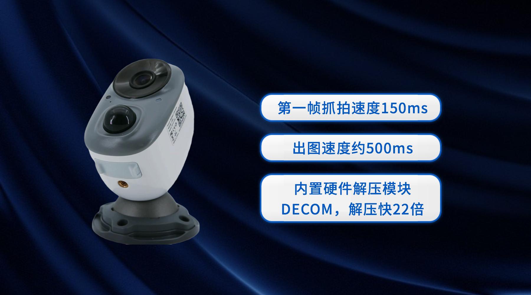 瑞芯微RV1126/RV1109 有效解決電池類安防產品痛點