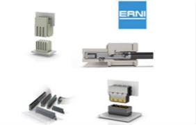 Digi-Key開售ERNI的電子連接器和電纜組件產品