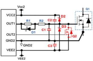 栅极-源极电压的浪涌抑制方法