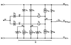 兼容SPICE的运算放大器宏模型