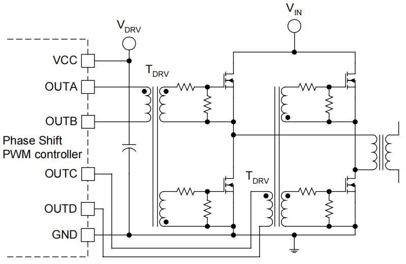 隔离驱动变压器设计