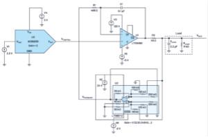 有没有一种简单的办法来创建适合传感器偏置应用的高压电源?