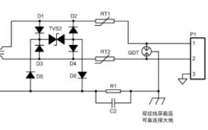 新能源领域中的多节点RS-485总线保护电路应用