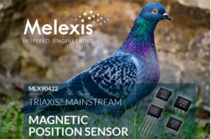Melexis第三代Triaxis磁传感器助推应用创新,车载爆款一触即发