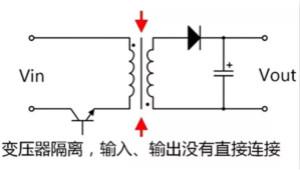 隔離電源和非隔離電源的區別,小白必讀!