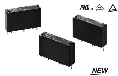 工業4.0時代 PLC需要更纖薄更低耗的繼電器