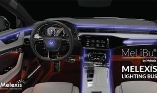 Melexis憑借MeLiBu助力實現汽車照明差異化,為細分市場的車輛帶來更高吸引力