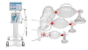帶eMotion智能電機控制和備用電池的MPS開源急救呼吸機