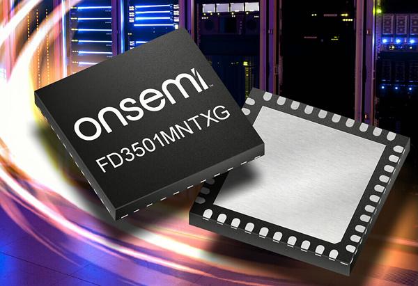 安森美的智能技術賦能記憶科技下一代服務器的每一個節點