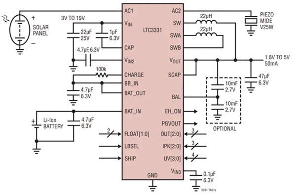 如何通过能量收集技术延长无线传感器节点的电池续航?