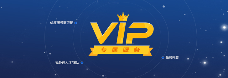 VIP专属服务