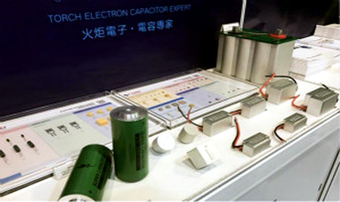 火炬電子投建小體積薄介質層MLCC項目,新增年產84億只