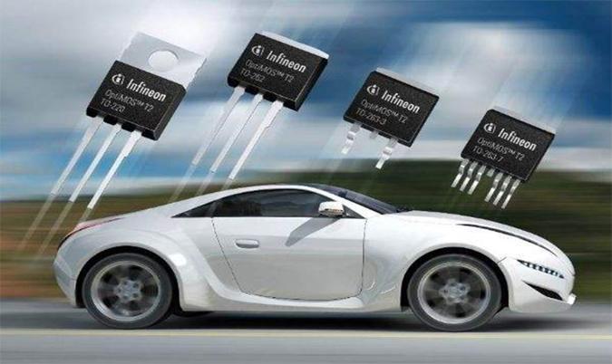 """关注汽车行业元器件:莫让芯片再次成为""""阿喀琉斯之踵"""""""