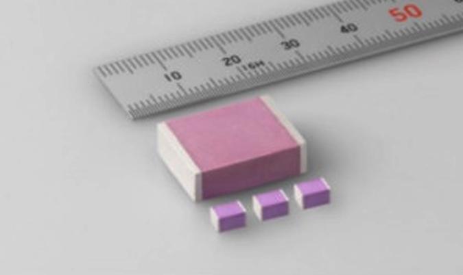太陽誘電勁揚!發表智慧表用全固態電池、2021年度量產