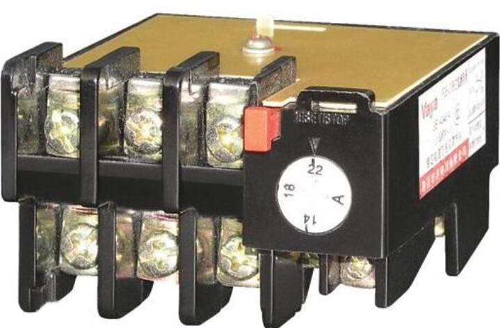 熱繼電器的電氣符號以及h和a的意思詳解