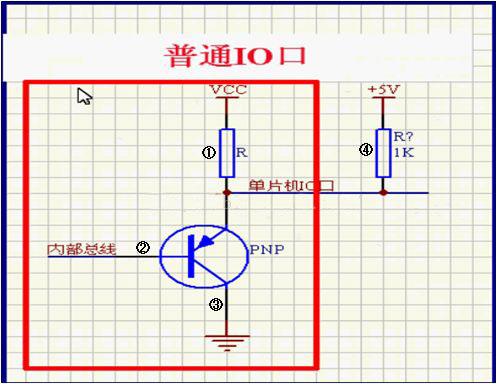看文读懂GPIO电路图以及上拉电阻的作用