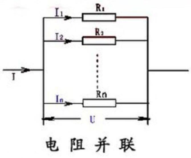 并联电阻的特点是什么?故障如何处理?