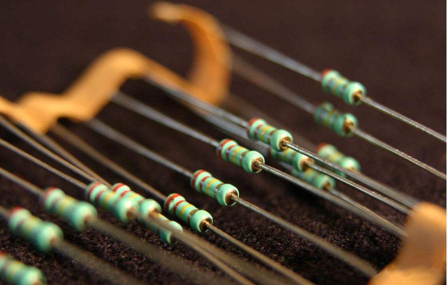 電阻器的組成及結構