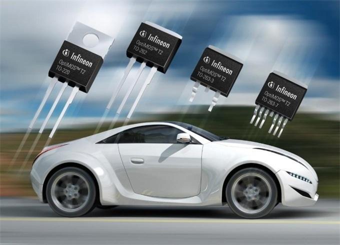 车用晶片本季出货看增 IC设计、二极管厂同乐