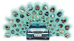 主动安全系统应用需求旺盛 驱动中国传感器市场大幅增长