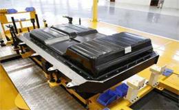 2017年中国动力电池PACK总装机量81.3万套,同比增长56.26%
