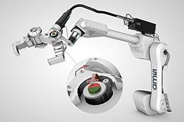 传感器整合拓应用领域 机器人再增十八般武艺