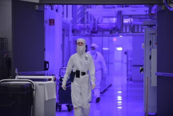 SEMI:今年全球芯片制造支出增长14%达到了628亿美元