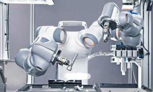 我国机器人产业发展现状:低端过剩、高端不足