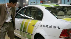 我国燃料电池汽车前景广阔 部分车企加码布局