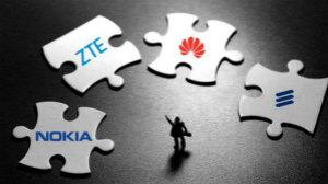 5G时代(华为、中兴、爱立信、诺基亚)四大设备商格局能否持续?