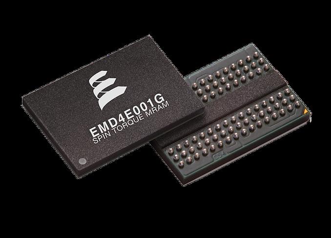 Everspin开始生产1Gb STT-MRAM 基于格罗方德28nm工艺