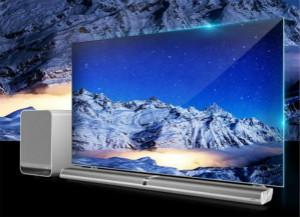 争雄全球高端电视市场 三星进军大型OLED电视