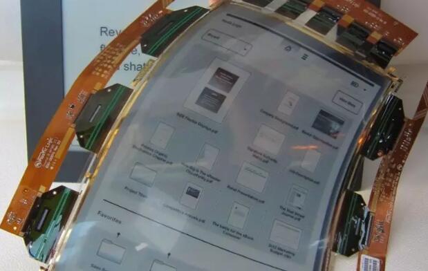 新型垂直有机晶体管,有望减少折叠手机成本