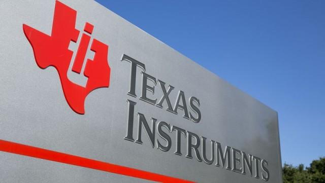 德州儀器第二季度凈利潤13.05億美元,同比下滑7%