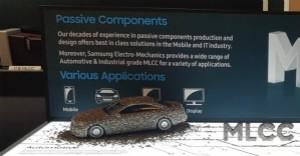 三星电机将获得村田制作所汽车零部件MLCC专利授权