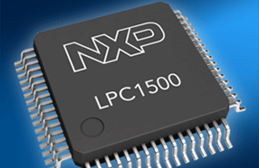 Mouser开始供应NXP新型 LPC1500 运动控制芯片解决方案