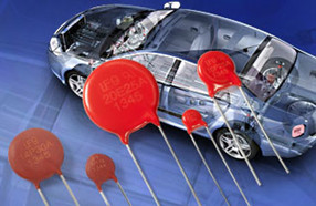 新型压敏电阻为汽车电子设备提供高出50%的额定浪涌能量