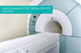 业内最快采样速率、功耗节省91%、空间缩小50%的20位SAR ADC问世