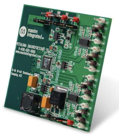 MaximIntegrated推出实现智能电网数据管理Petaluma 子系统参考设计