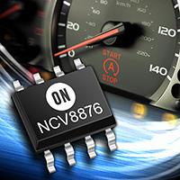 安森美半导体推出两款新的具备丰富功能的汽车级电源管理IC