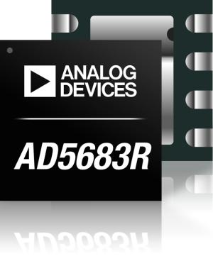 ADI公司推出数模转换器AD5683R