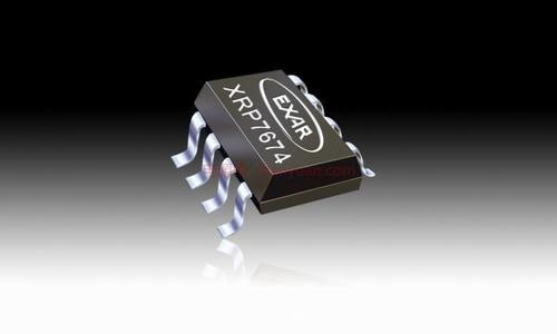 Exar PowerBlox™ DC- DC调节器提供0.1%电压调节率