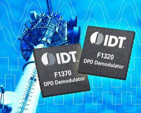 IDT 凭借高性能 DPD 解调器扩展其RF 信号链产品系列