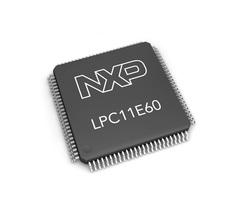 NXP全新LPC微处理器产品系列扩展了额定温度高达105°C的元件