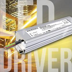 RECOM适用于高电压应用的新型LED驱动器解决方案