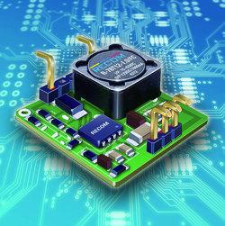 RECOM研发了新型SMD开关稳压器系列用以替代Power Trends系列