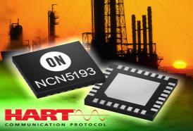 安森美半导体推出HART CMOS调制解调器IC