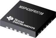 德州仪器提供业界最低功耗微控制器实现微型封装