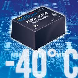 RECOM发布工业级超小型AC/DC模块